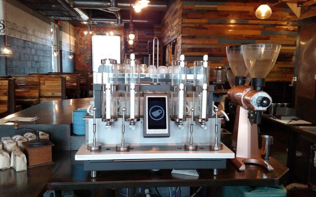 Alpha Dominche Shuts Down: Is Commercial Coffee Tech Dead?