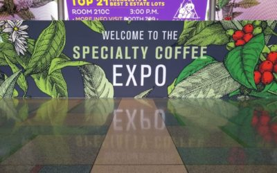8 Fascinating Things From Specialty Coffee Expo 2019