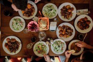 food copywriter garrett oden