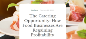restaurant tech copywriter